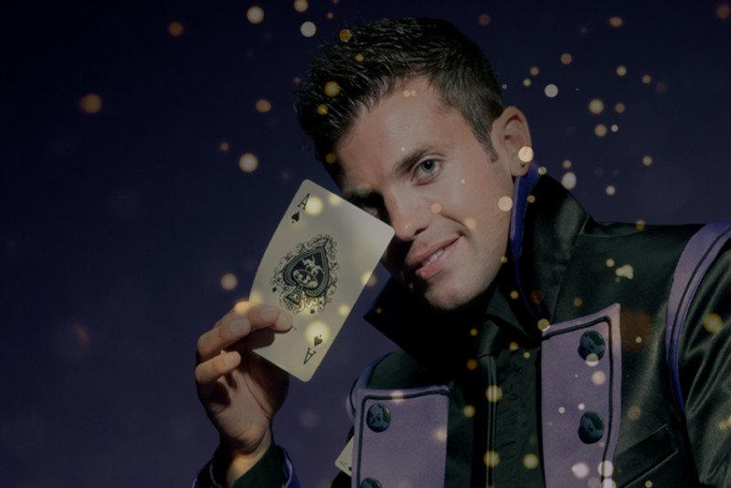 Angebot Zaubershow Neuro-Mentalist Pad Alexander